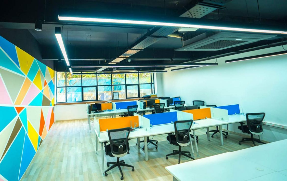 How Can Businesses Benefit Shared Workspace Services?