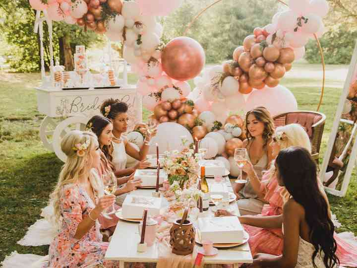 Looking for the Best Venue for Bridal Shower? Check Out Chalk!