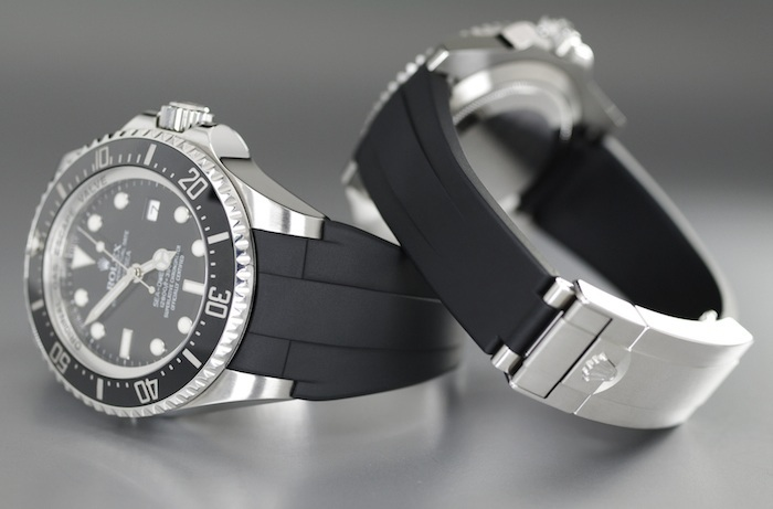 How To Get A New Rubber Bracelet For Rolex?